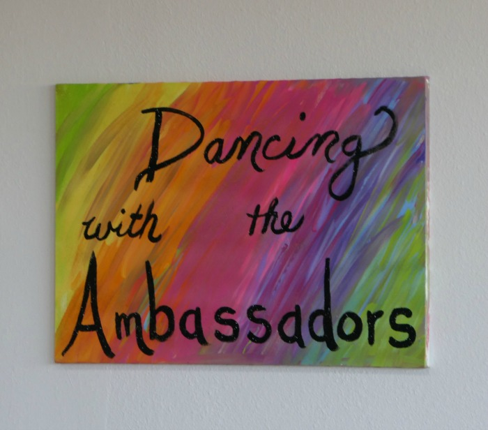 Dancing with the Ambassadors 2017